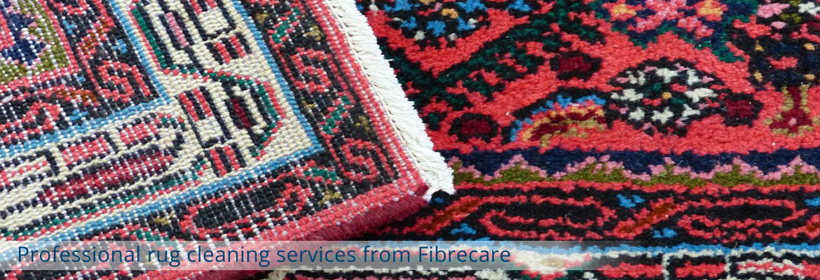 Professional Oriental Rug Cleaning from Fibrecare