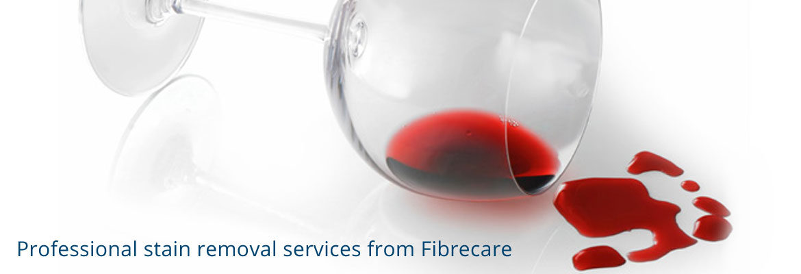Professional Stain Removal from Fibrecare